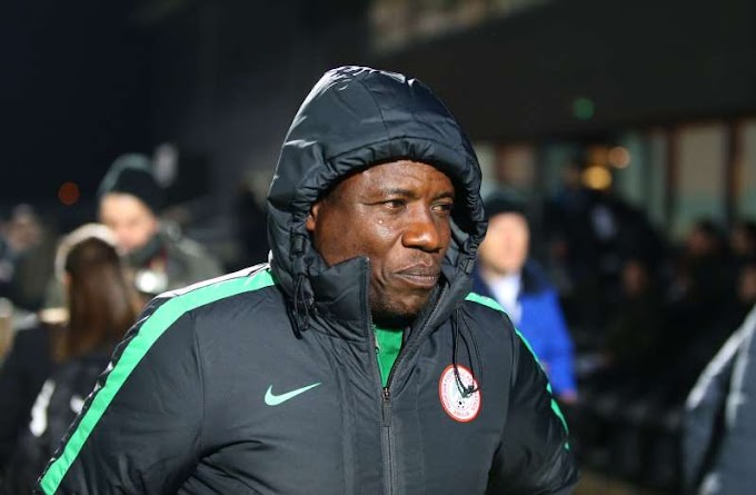 Super Eagles Coach, Salisu Yusuf Suspended From Eagles Job for One Year