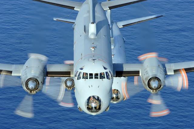 Sigonella velivolo P-72A sostituisce Atlantic