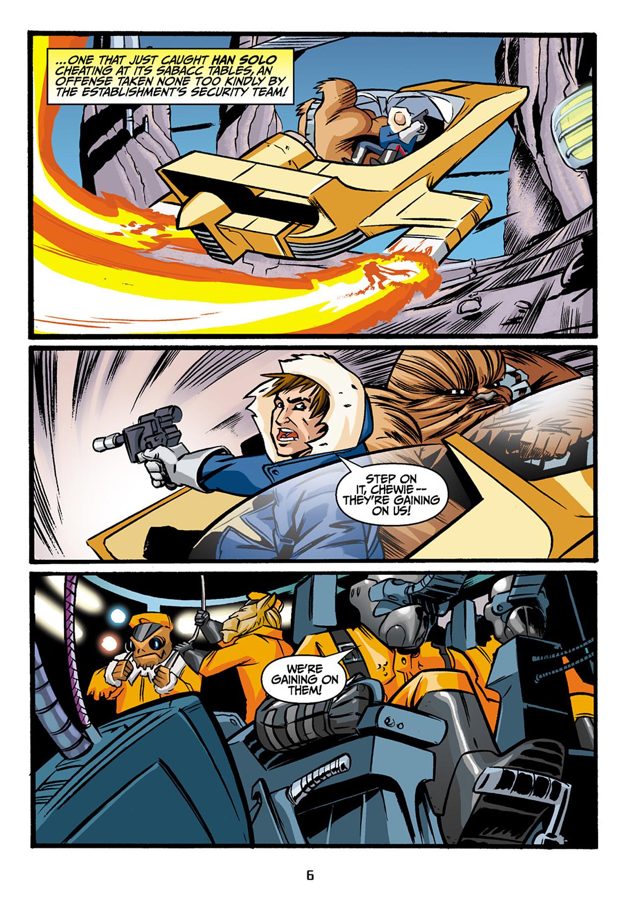 Read online Star Wars Omnibus comic -  Issue # Vol. 33 - 8