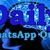 Kerala PSC - WhatsApp Group Daily Quiz
