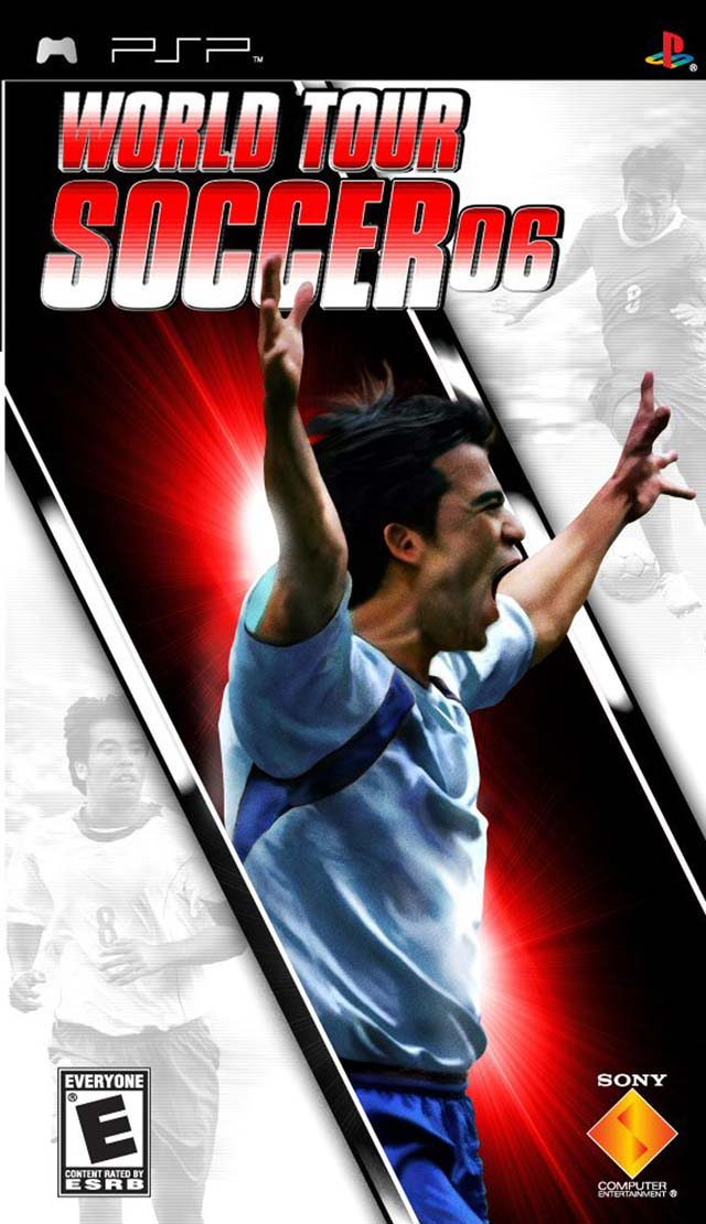World Tour Soccer 06 - PSP - ISO Download
