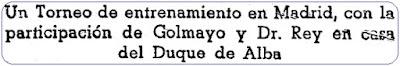 Recorte de Mundo Deportivo, 4 de enero de 1946