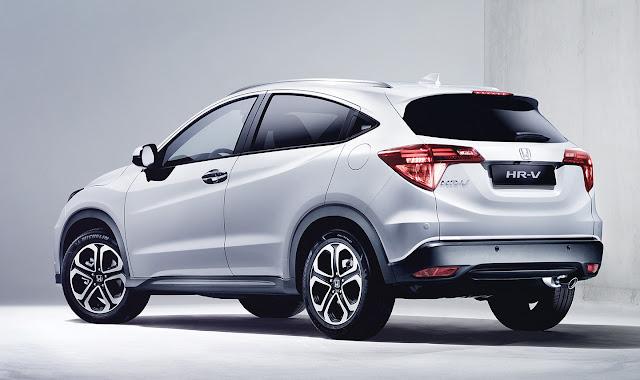 Nuevo Honda HR-V 2016
