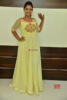 Teja Reddy in Anarkali Dress at Javed Habib Salon launch ~  Exclusive Galleries 022.jpg