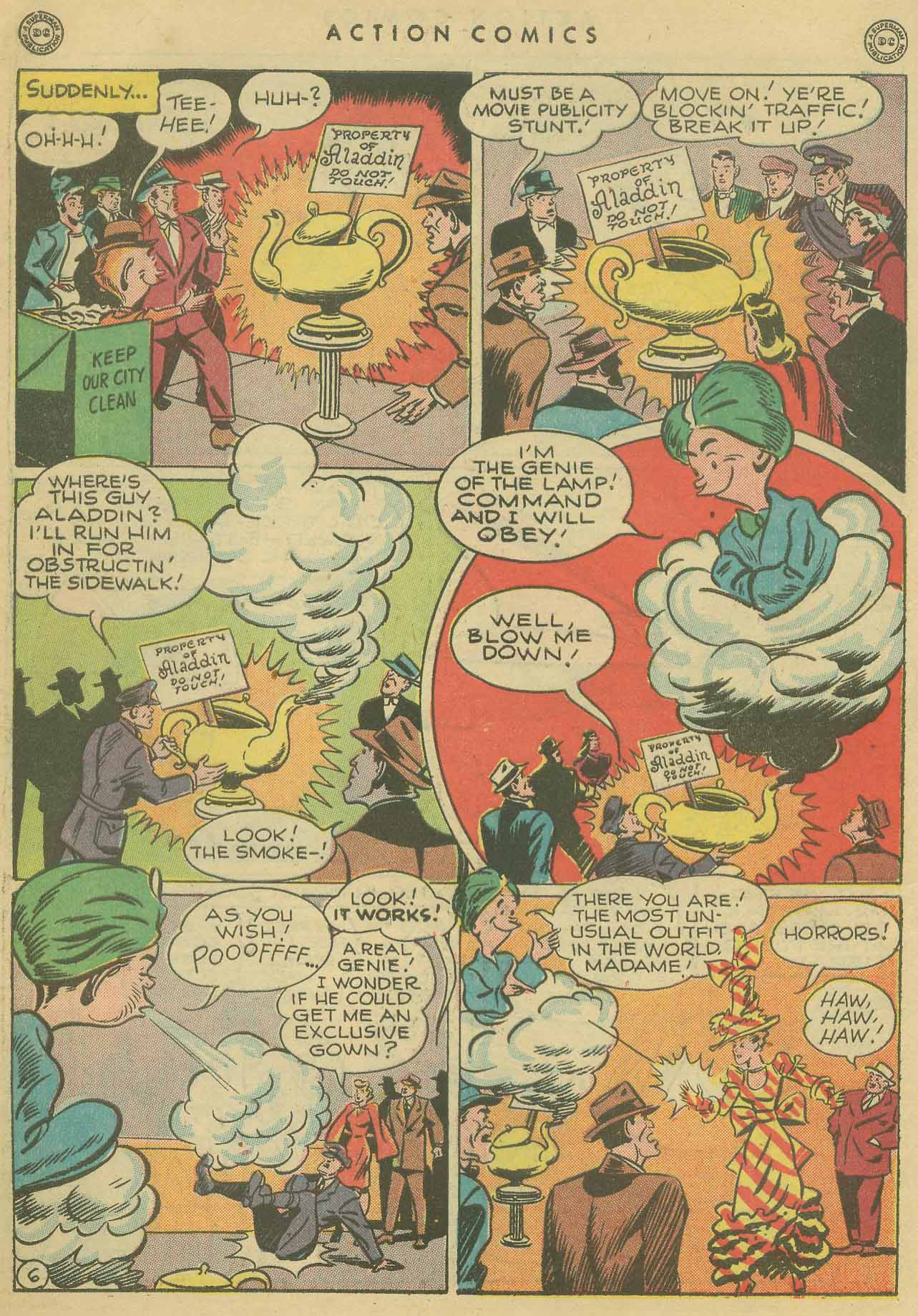 Action Comics (1938) 102 Page 6