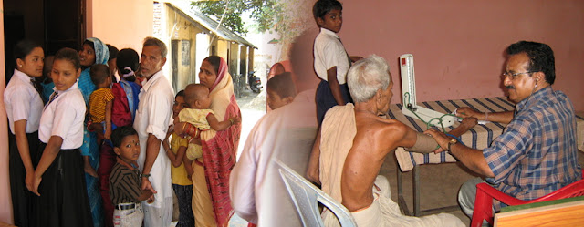 India the Great - Patients are in big queue and Number of Doctors are unsufficient