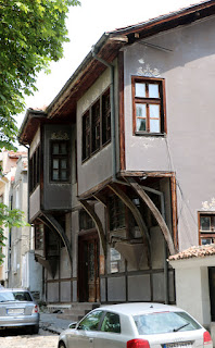 Old houses in the Old Town