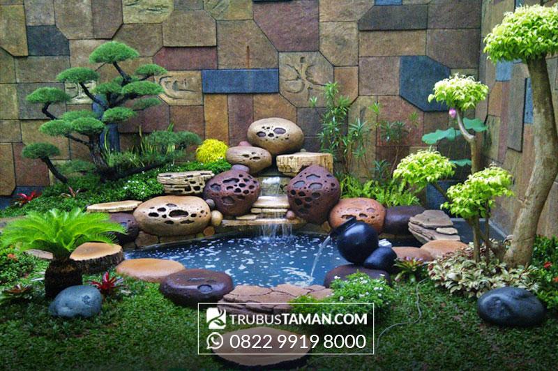 Tukang Taman Jakarta - Jasa Pembuatan Kolam Clasic