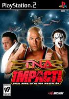 TNA Impact! (PS2) 2008