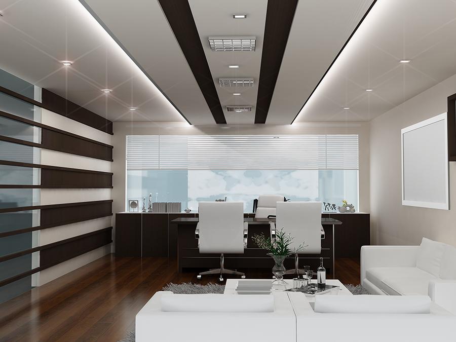 Best Office room interiors designs and furnitures Interior