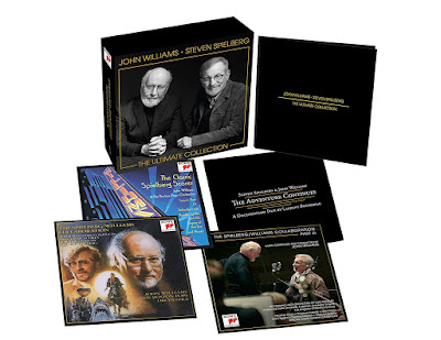 John Williams & Steven Spielberg: The Ultimate Collection Pack
