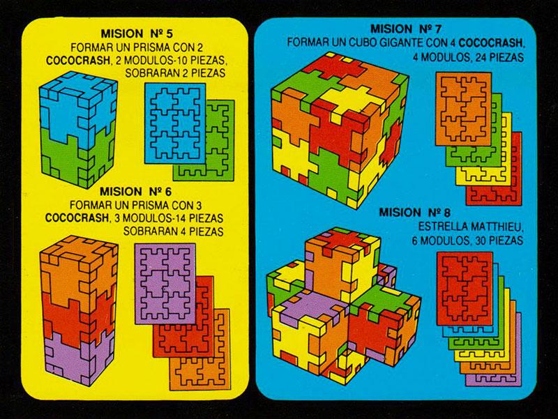 Cococrash 1986 Instrucciones 2