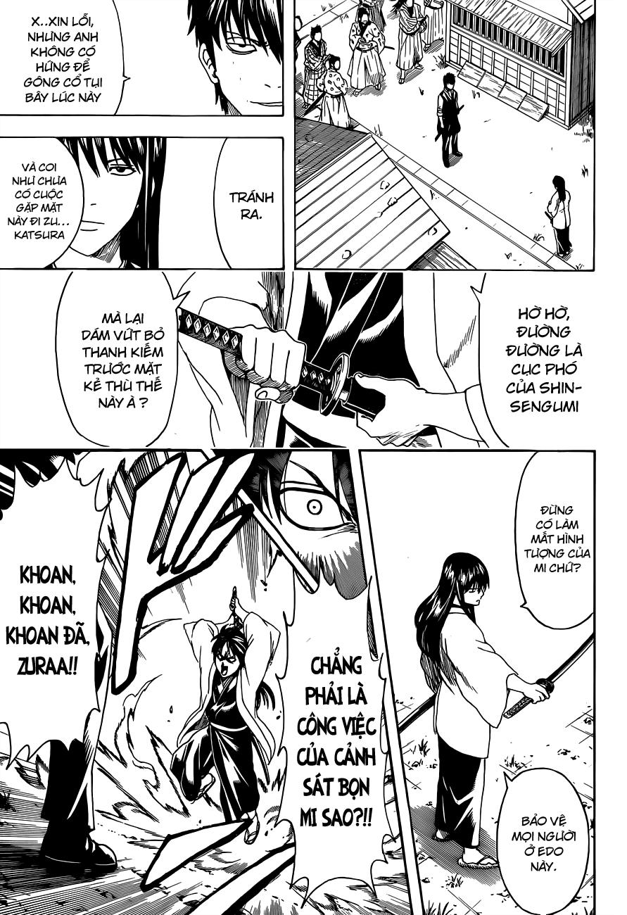 Gintama Chap 472 page 14 - Truyentranhaz.net