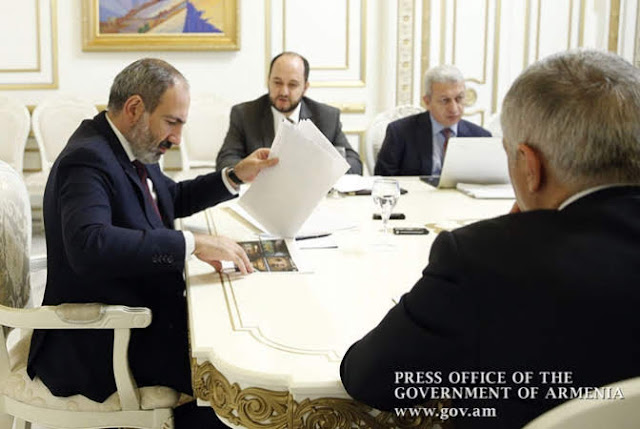 Armenia en crisis con Bielorrusia y Kazajstán