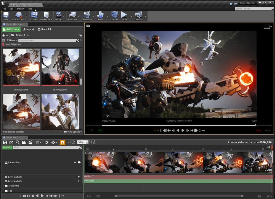 Download Unreal Engine 4 13 | Computer Graphics Daily News