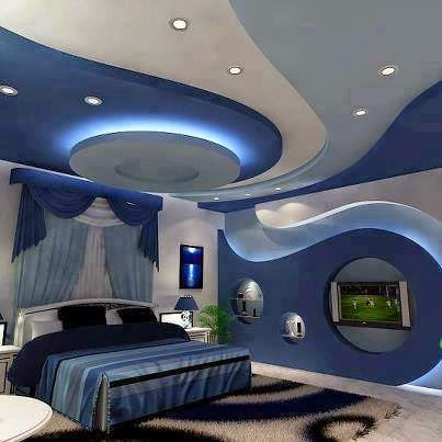 Awesome Modern Bedroom Interior Designs 2016