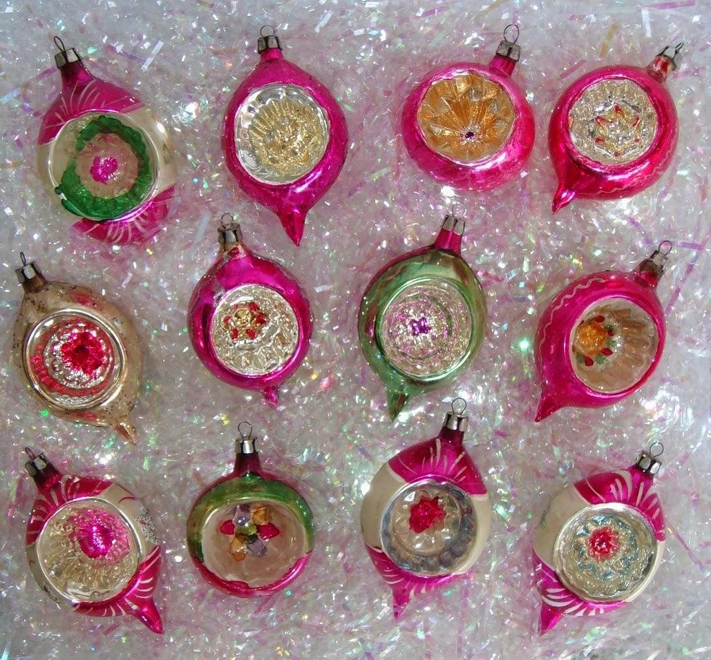 Vintage Tree Ornaments 59