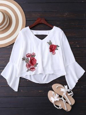 https://www.zaful.com/embroidered-rose-flare-sleeve-low-back-blouse-p_270051.html