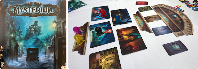 Mysterium - UK Games Expo