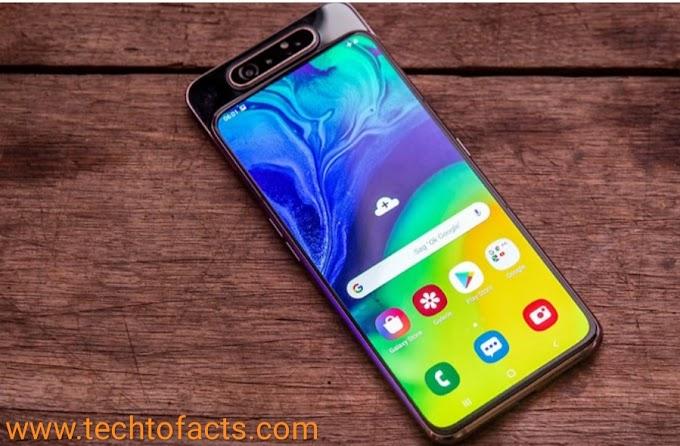 Samsung A80 price