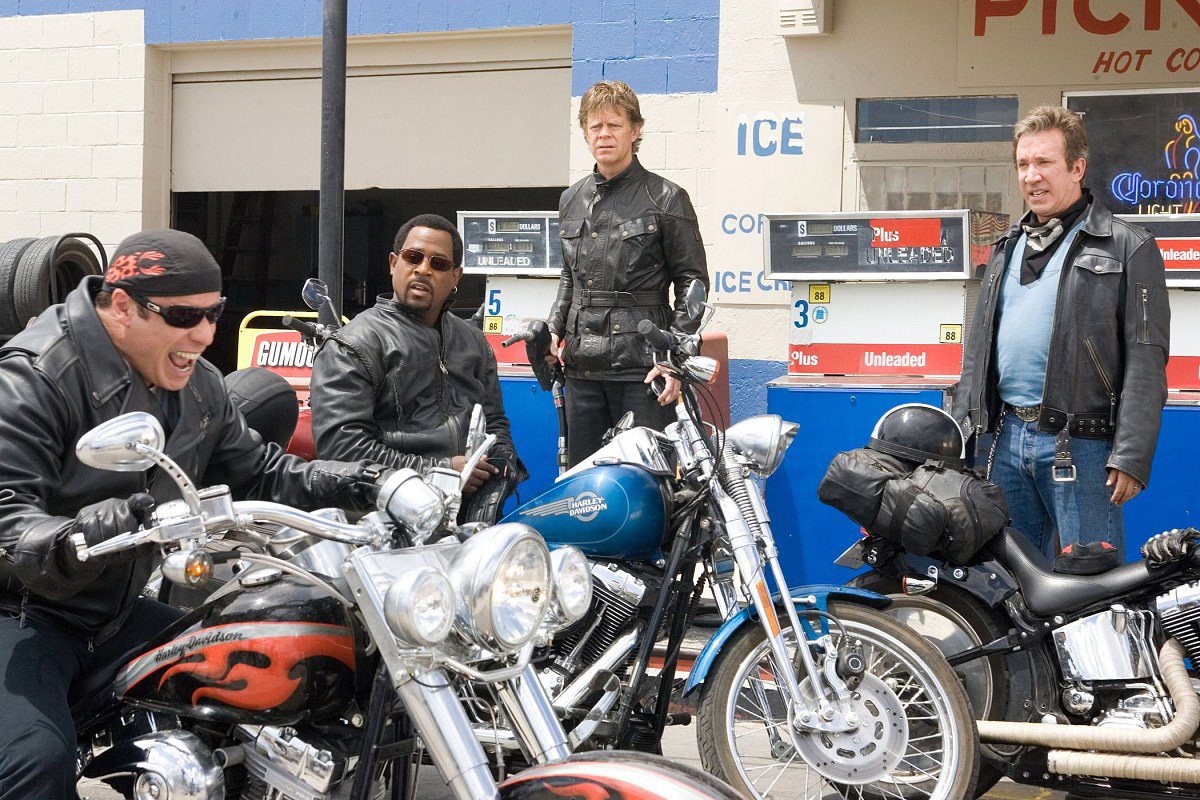 Shot Movie Wild Hogs
