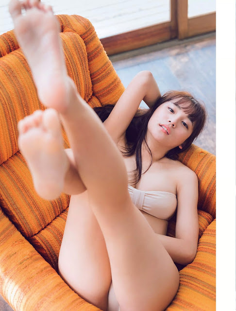Nana Asakawa 浅川梨奈 FLASH December 2017 Images