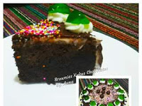 Resep Brownies Kukus Tanpa MIxer