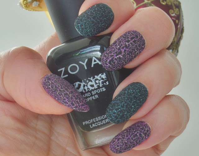 Zoya Leopard Spots Topper Jubilee 2018 Holiday Collection