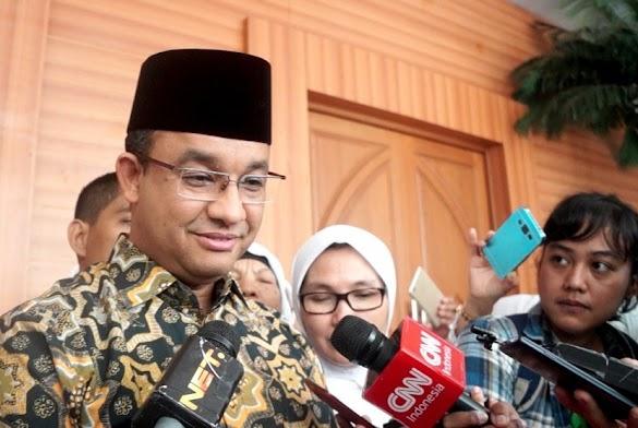 Anies Baswedan Lepas Saham Pabrik Bir PT Delta Milik DKI