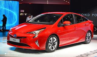 Spesifikasi Toyota Prius Hybird