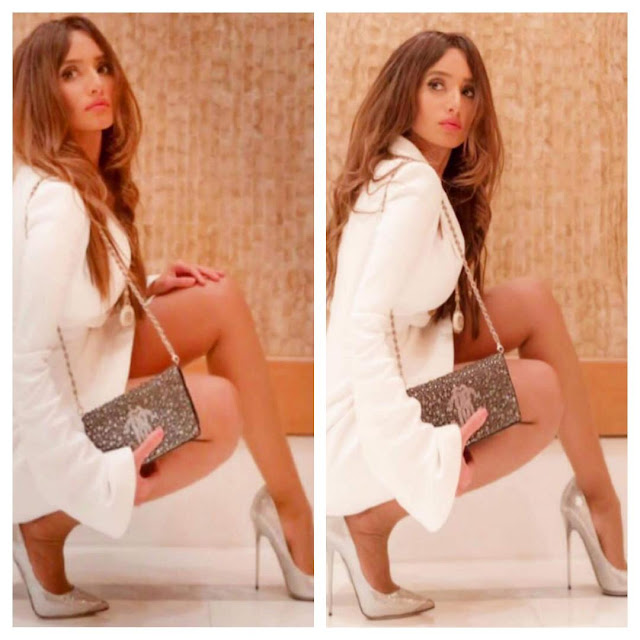بالصور| زينة تخضع لجلسة تصوير جديدة بعدسة كريم مسلم