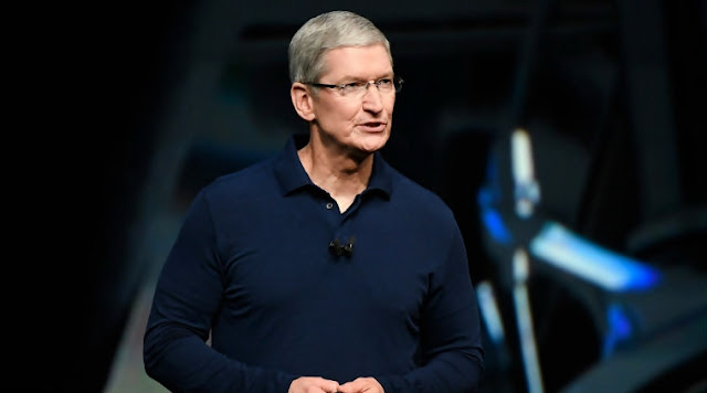 Kisah Sukses Tim Cook - CEO Apple Inc