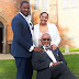 Actor Mofe Duncan shares photo with his Dad as he turns 85