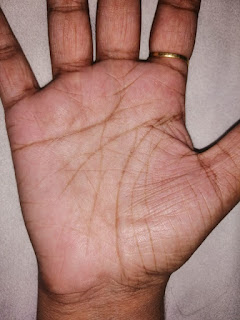 Palm Reading On Female Hand Indian Palmistry