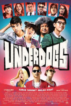 Film THE UNDERDOGS CGVBlitz