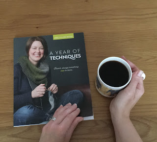 A Year of Techniques book