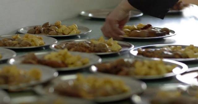 Τι τρώνε οι μοναχοί του Αγίου Όρους