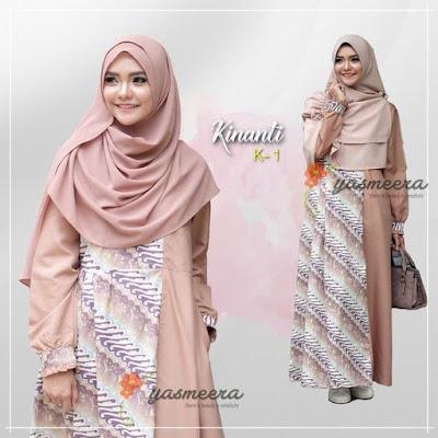 Model Baju Muslim Tren Sekarang 2017