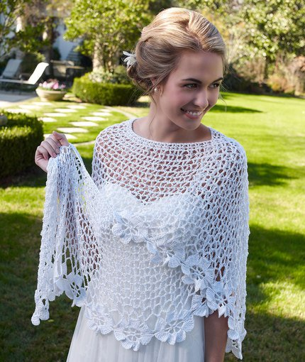 Crochet Wedding Dress Patterns