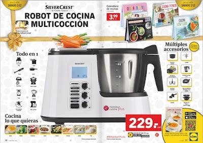 Monsieur cuisine f cil - Robot de cocina lidl 2016 opiniones ...