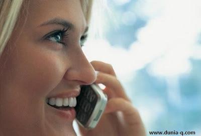 mendapat telpon misterius