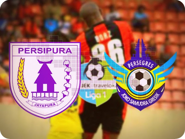 Persegres Gresik United Imbangi Persipura Jayapura 1-1