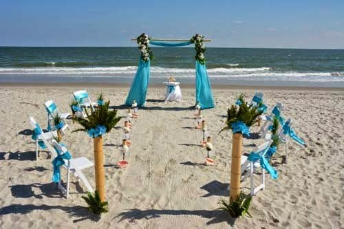 2017 Beach Wedding Decoration Settings From Occasions