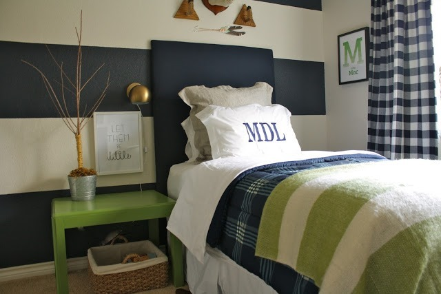 Eye For Design: Decorating With The Blue/Green Color ...