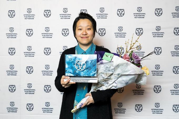 Writer-director Kirsten Tan