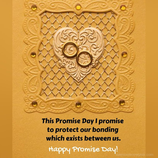 Happy Promise Day Wishes for boyfriend