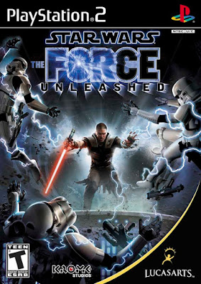 Star Wars: The Force Unleashed (PAL) PS2 Torrent Download