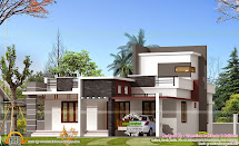 1000 Square Feet House - Kerala Home Design And Floor Plans