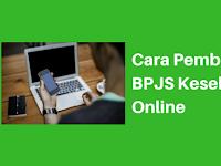 Cara Pembayaran BPJS Kesehatan Online