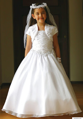 Imagenes de vestidos de primera comunion esponjados